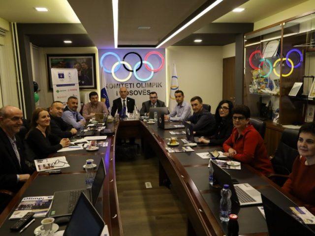Zyrët e KOK ut që po i japin forcë Federatës së Boksit të Kosovës  E kush po ia prish ëmbëlsirën