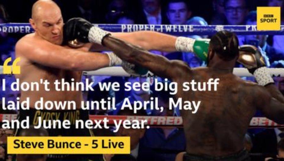 Meçet më të mëdha të boksit mund të presin madje edhe 1 vit !!!