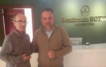 Arsim Kryeziu bëhet gjyqtar i parë i Kosovës në boksin profesionist