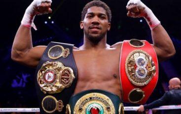 Joshua zbulon gjashtë boksierët që dëshiron të përballet me ta para pensionimit