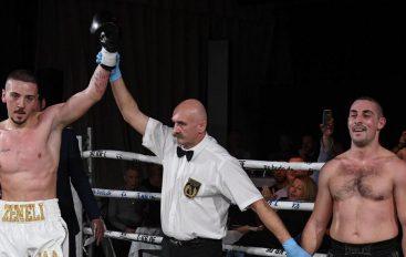 Ilir Zeneli, emër që pritet të shëndris në boksin profesionist