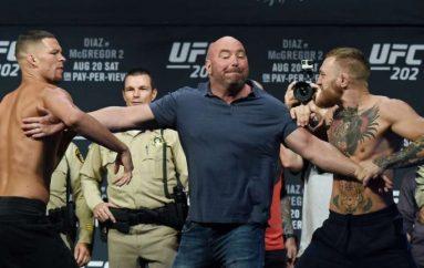 UFC/ McGregor dhe Nate Diaz, do të luftojnë për herë të tretë