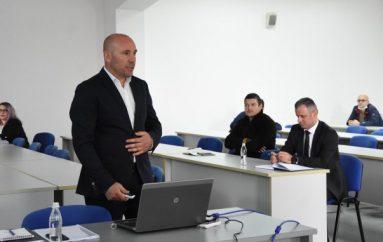 Mr. Sc. Alim Ajredini e mbrojti me sukses disertacionin e doktoraturës