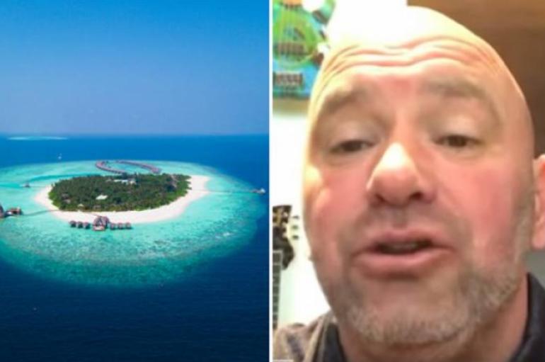 UFC do rezervojë një ishull privat – aty ku do të zhvillohen çdo javë meçet