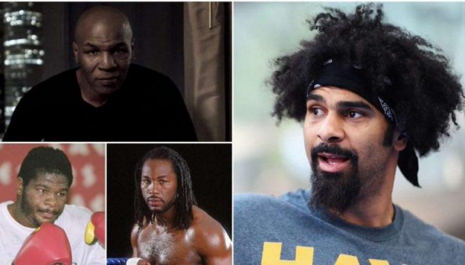 Haye liston top 10 boksierët më të mirë të të gjitha kohërave