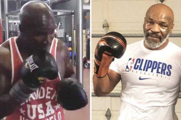 Holyfield i gatshëm të zhvillojë trilogjinë me Tyson