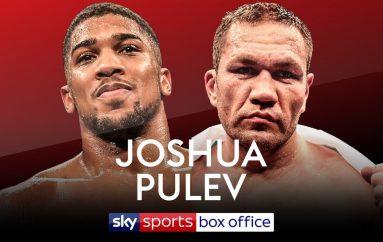 Joshua vs Pulev tri javë për të gjetur vendin për meç