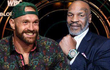 Fury thotë se e ka pranuar ofertën të ndeshet me Tyson