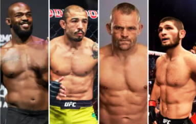 Top 35 luftëtarët më të mëdhenj MMA të të gjitha kohërave