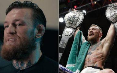 McGregor emëron katër më të mirët në histori të MMA