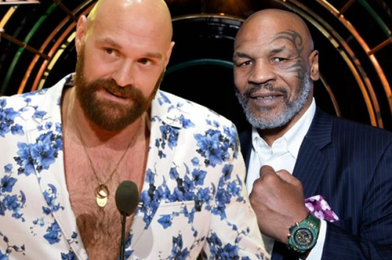 Fury thotë se oferta që iu bë për t'u ndeshur me Mike Tyson ishte 'tallje'
