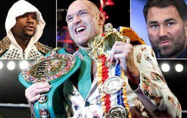Fury planifikon të zhvillojë përballjen më fitimprurëse në histori të boksit