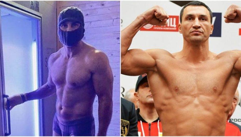 Klitschko është legjenda e radhës që mahnit të gjithë me transformimin e tij trupor
