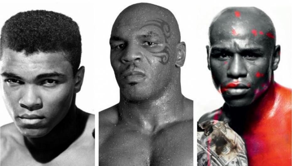 Top 10 boksierët më të mirë të të gjitha kohërave sipas Boxrec