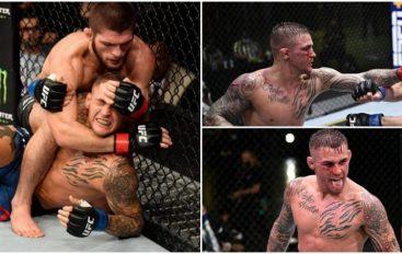Pas humbjes nga Khabib, Poirier rikthehet fuqishëm dhe fiton ndeshjen e vitit në UFC