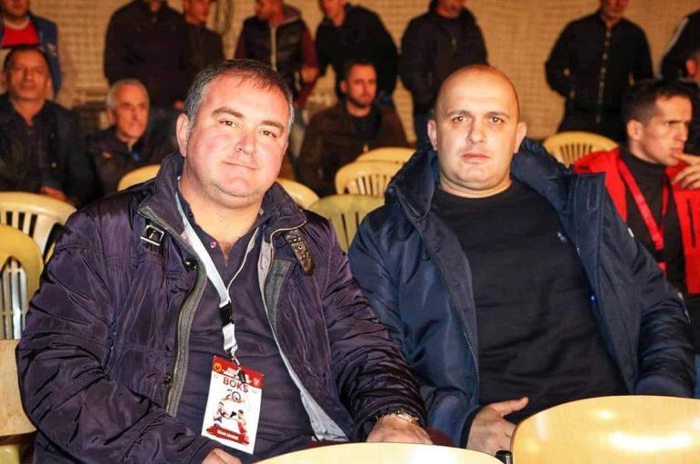 Nënkryetari i FBM, Faton Salihu u uron mandatin presidentit i FBSH, Florent Kalivopullit