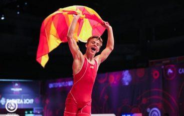 Maqedonia, nikoqire e Evropianit për junior
