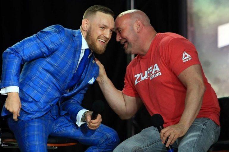 Dana White konfirmon: Conor do të duelojë sërish vitin tjetër