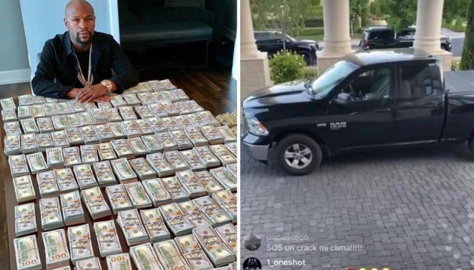 Mayweather befason të gjithë, zbulon veturën 25 mijë euro