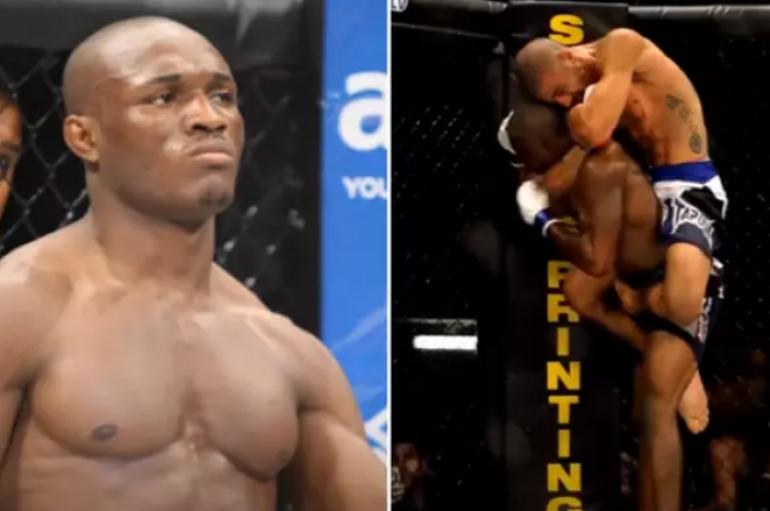Humbja e parë dhe e vetme e kampionit të UFC-s, Kamaru Usman