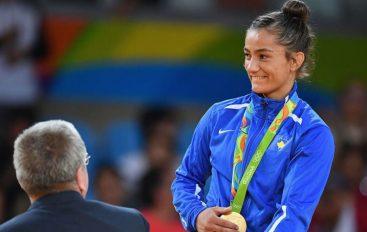 Sot katër vjet nga triumfi historik i Majlinda Kelmendit në Lojërat Olimpike