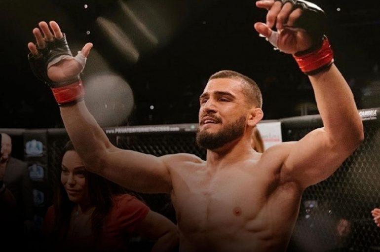 Brahimaj do të debutojë në UFC në nëntor