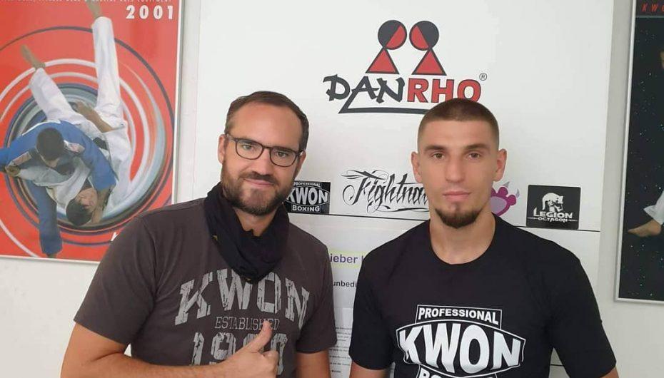 Arton Berisha kundër serbit, Knazevic