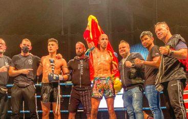 Shqiponja shqiptare Ervis Bici rrikthehet me nje fitore te madhe ne Triesta