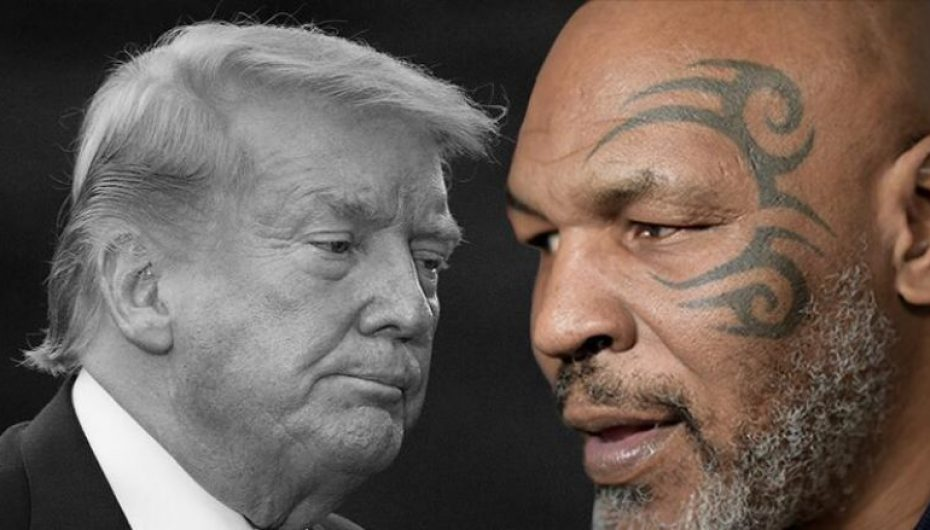 Tyson e kishte bërë Trumpin të djersitej me pyetjen e ashpër rreth gruas së tij