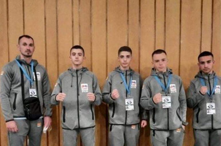 Maqedonia e veriut me katër boksier në KE