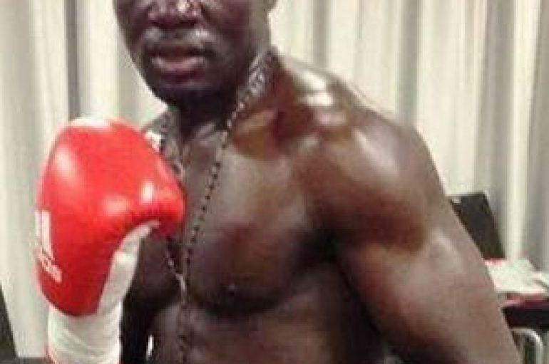 Michael Obin (Uganda)