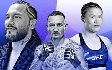 UFC zgjodhi përballjet më të zjarrta dhe luftëtarët më të mirë për vitin 2020