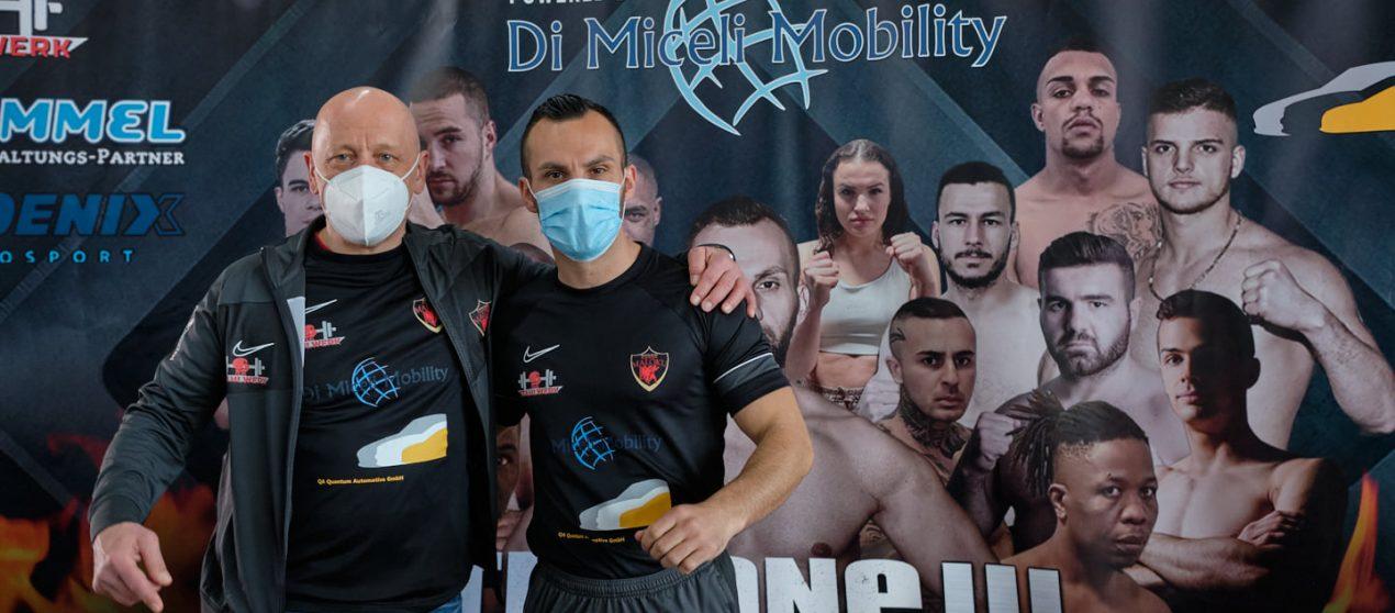 Kamer Maloku pas fitores, do koncentrohet për ndeshjen për titull ne Kosove