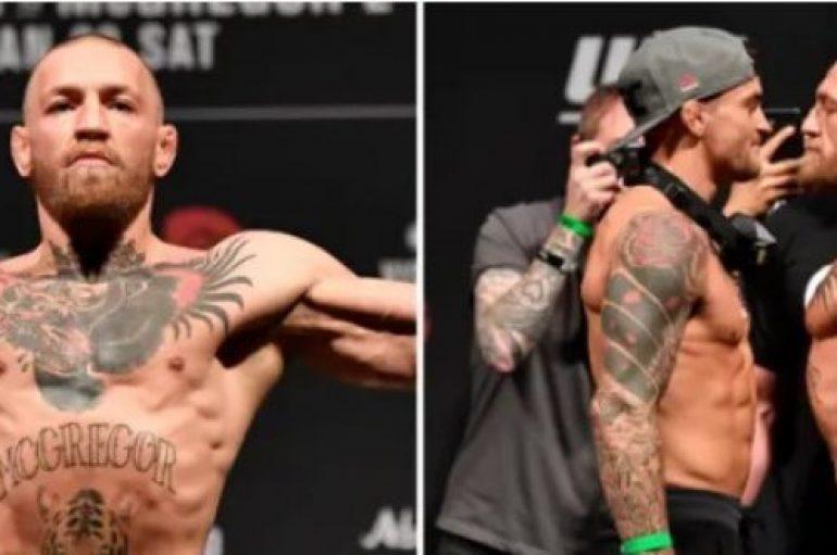 McGregor konfirmon rikthimin dhe trilogjinë ndaj Dustin Poirier