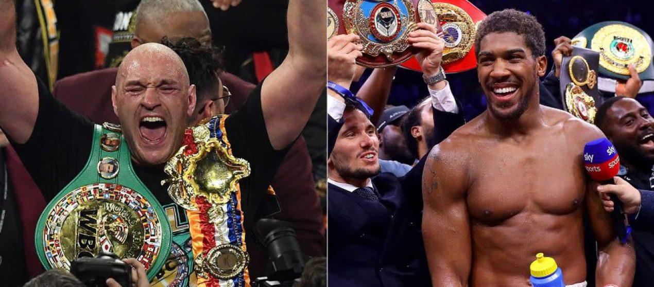 Në të njëjtën kohë dhe me shumë spektakël – Fury e Joshua do të futen në ring