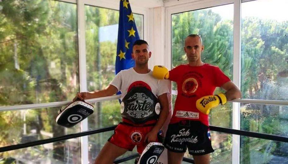 Dy herë kampion Europe, Ervis Bici gati për duel në Shqipëri