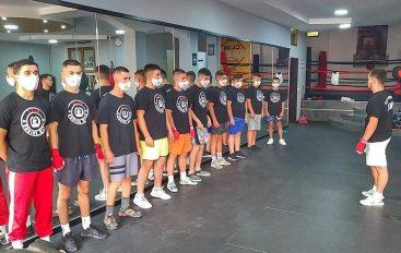 KB Çair me 8 boksier në kampionatin e Maqedonisë