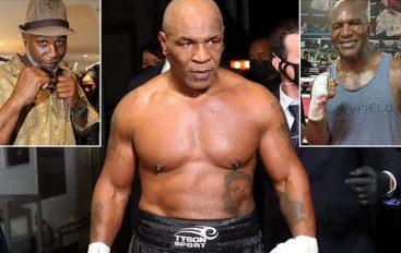 Tyson konfirmon se ata rikthehen në ring në muajin shtator