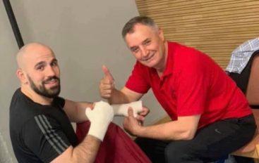 Gjocaj: Labinoti njeri prej boksierëve me të mirë botëror