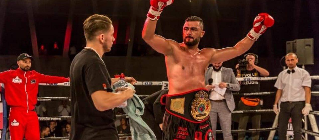 Burim Aliu me licencë për boksin amator dhe me shume plane për te ardhmen