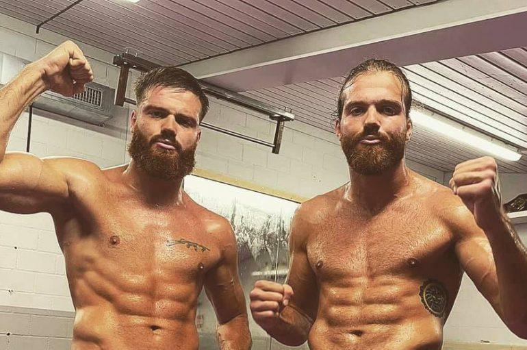 """Kushtrimi e Fitimi debutojnë ne Muay Thai për """"Musti Gym"""" ne Zvicër"""