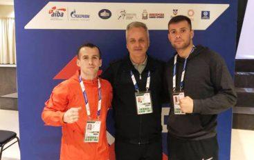 Maqedonia e veriut me 2 boksier ne kampionatin boteror ne Serbi